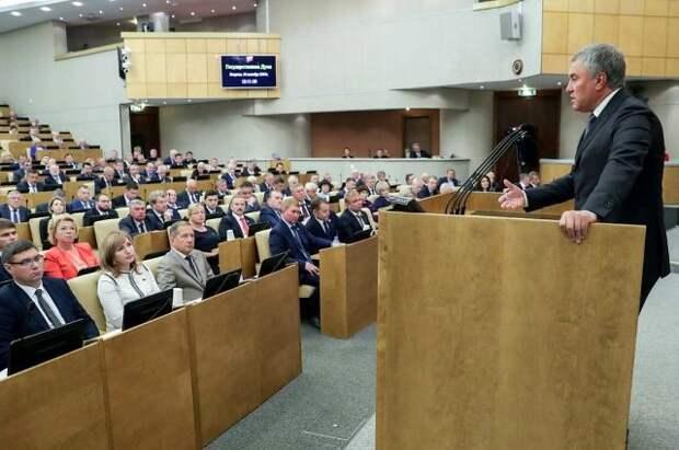 Володин: Россия обладает своим геном демократии
