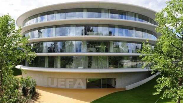 В УЕФА опровергли новость о возможном переносе финала Евро-2020