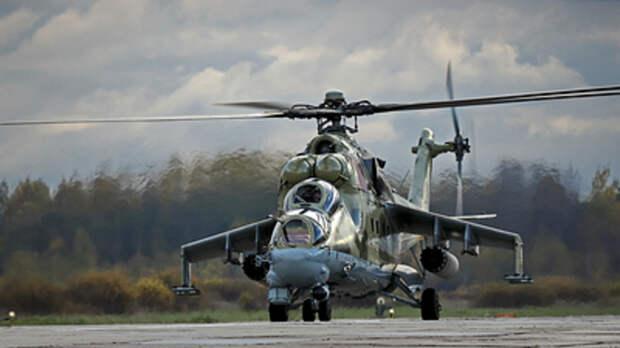 Инцидент со сбитым военным Ми-24 на границе с Азербайджаном признали умышленным убийством - источник