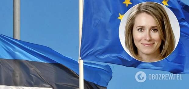 Кая Каллас: правительство Эстонии впервые возглавила женщина...