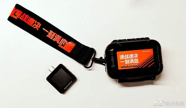 Необычный подарок-приглашение на презентацию Redmi Note 11. Журналисты получили измеритель напряжения, силы тока и мощности