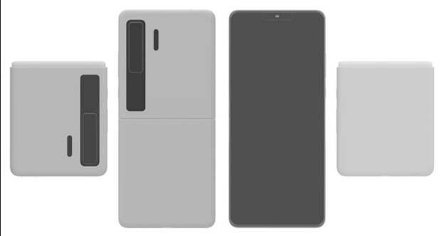 Huawei готовит новый складной смартфон Huawei Mate V