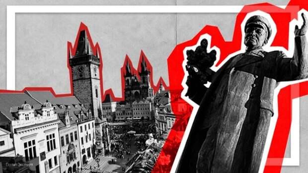 Снос памятника Коневу: МИД РФ предложил Чехии способ урегулирования конфликта