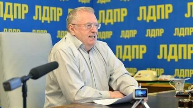 Жириновский подошел к вопросу аллегорически: эксперт по системам ПВО оценил заявление про С-700