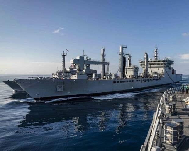 Минобороны заявило о нарушении российской границы американским эсминцем