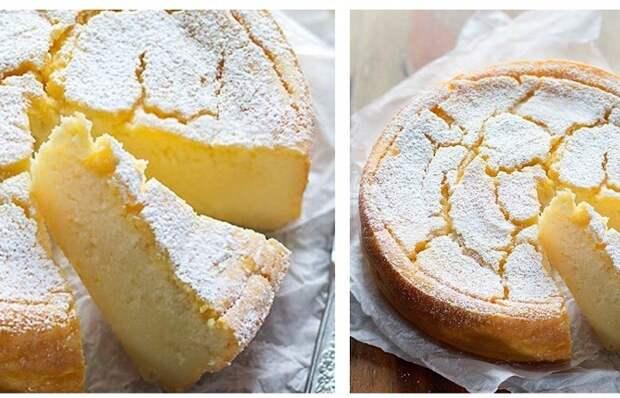 Вкуснейший итальянский треснутый пирог «Мильяччио»