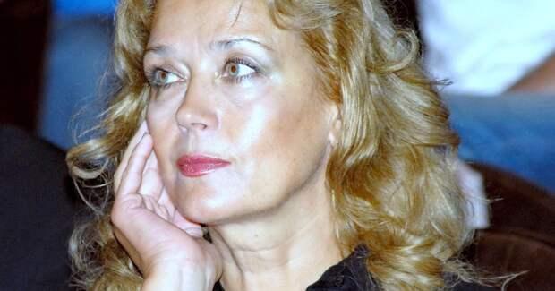 Стало известно о состоянии госпитализированной Ирины Алферовой