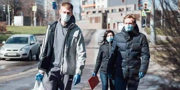 Москвичи с иммунитетом к COVID-19 станут социальными волонтерами. Фото: mos.ru
