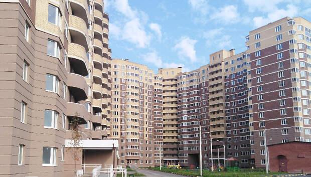 Два дома ЖК «Эстет» в Подольске признали проблемными