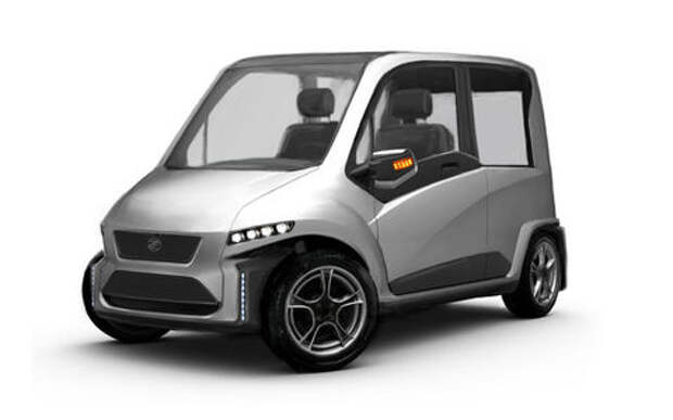 Новая, на 99% российская, автомарка - в продаже уже в следующем году!