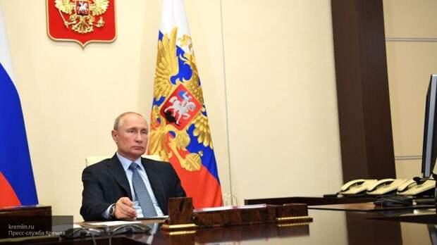 Путин объявил о продолжении работы по возвращению россиян из-за рубежа
