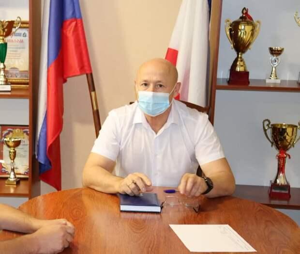 Главой администрации Сакского района стал Владимир Сабивчак