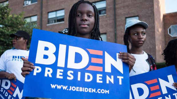 Конец Америки: Власть в США захватывает поводырь Байдена