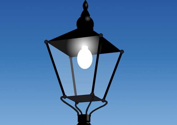 В проезде между Дыбенко и Зеленоградской станет светлее до конца июня