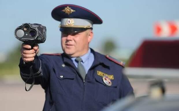 На российские дороги возвращаются ручные радары