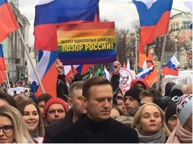 К новому бунту в России: Чем страшна либеральная оппозиция?