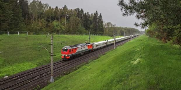 Крым свяжут поездами с Екатеринбургом, Питером и Кисловодском