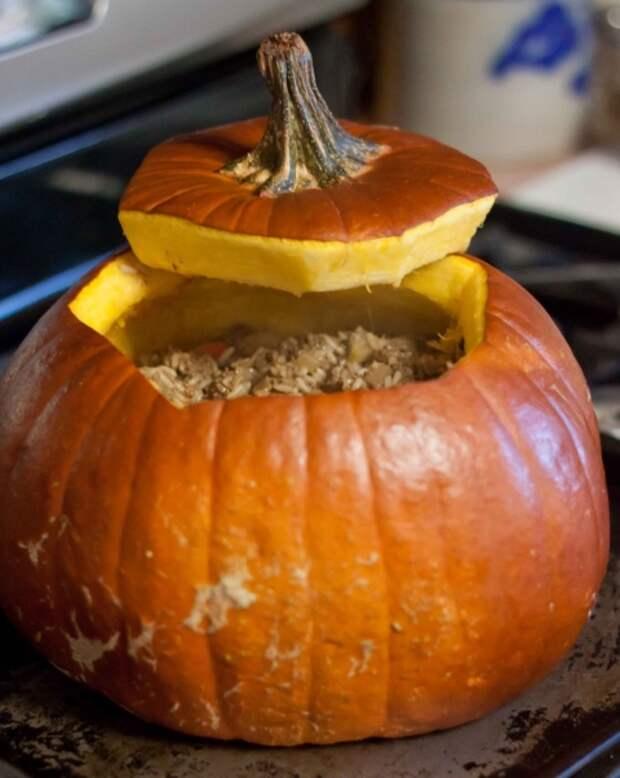 Оранжевая осень: пять тыквенных рецептов