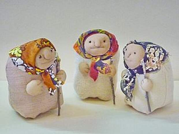 Бабуля из ткани. | Ярмарка Мастеров - ручная работа, handmade