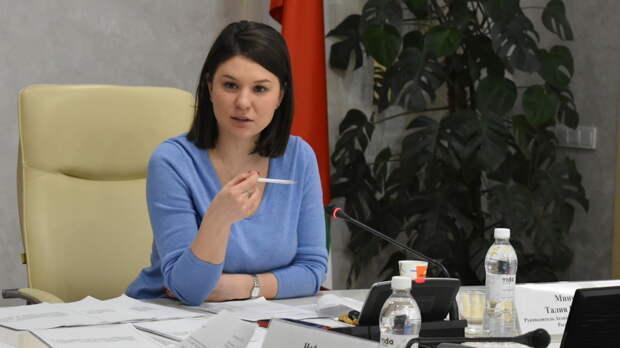 Глава Агентства инвестиционного развития Татарстана Талия Минуллина вышла замуж