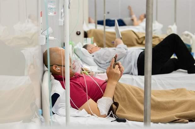 В России выявлено максимальное число заражений коронавирусом с 8 августа