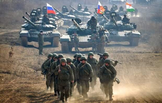 Западные СМИ перенесли в Сибирь границу России с Украиной
