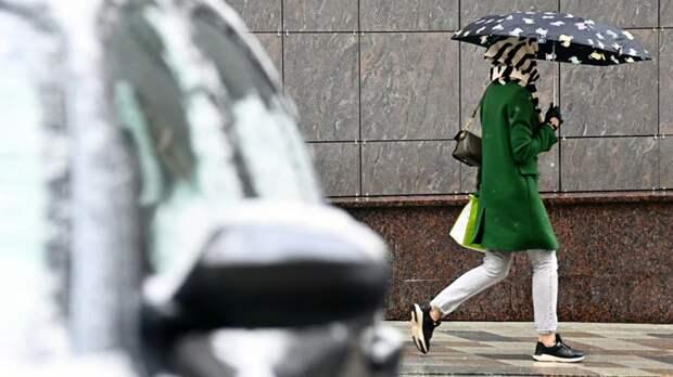В ХМАО прогнозируют похолодание и дождь со снегом