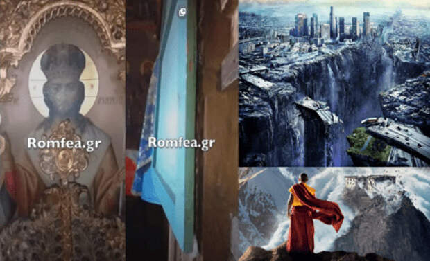 О чем афонская икона предупреждает мир?