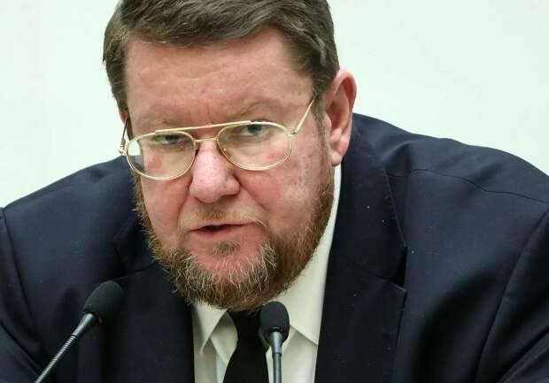 Сатановский Евгений Янович. Источник изображения: