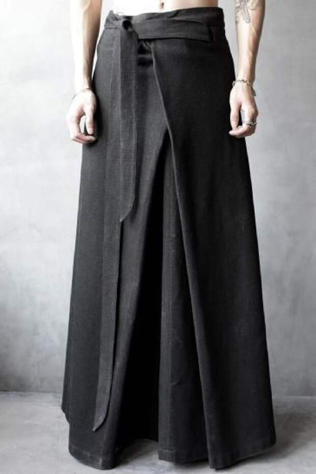 Юбки-брюки по-новому (трафик)