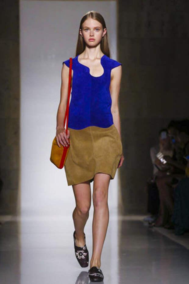 Неделя моды в Нью-Йорке: цвета
