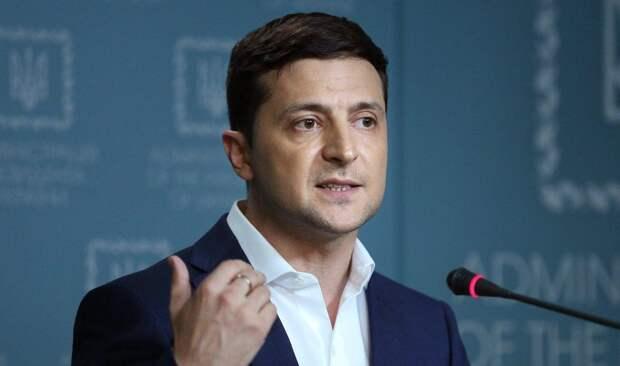 Зеленский озвучил условия выборов на Донбассе