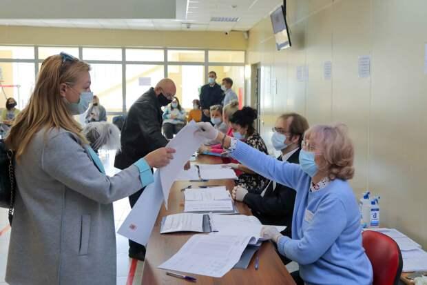 Избирком Красноярского края объявил о старте финального дня голосования