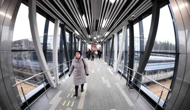 Тоннель на станции МЦД-1 «Тимирязевская» откроется до конца года после реконструкции