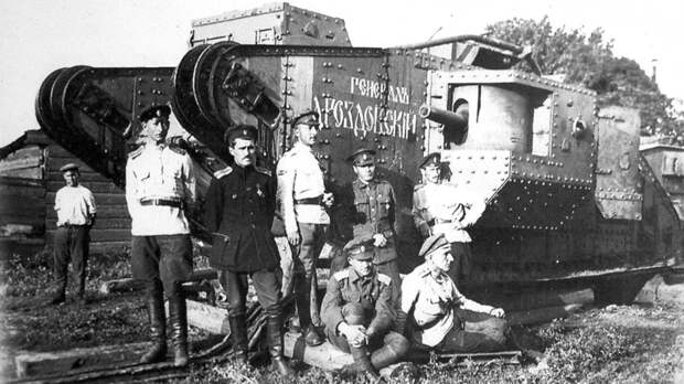 Как был упущен последний шанс свергнуть большевиков (ФОТО)