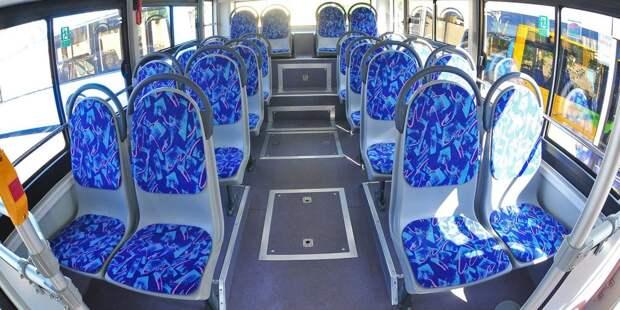 В Лианозове изменился номер маршрута автобуса «799»