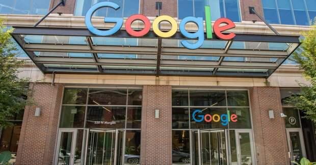 Роскомнадзор может оштрафовать Google на 6 млн рублей за отказ локализовать базу данных