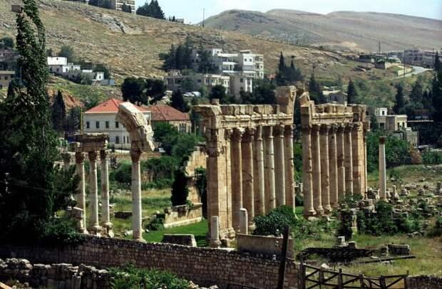 Баальбек, Ливан