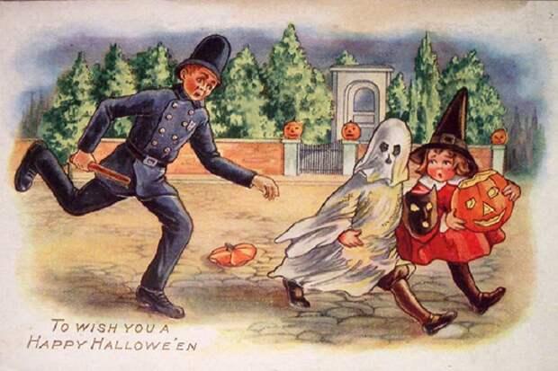 Любопытные факты о Хэллоуине, которых вы не знали