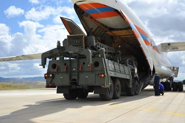 США вводят санкции против Турции из-за закупки российского вооружения