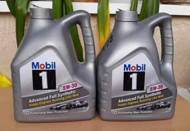 Как отличить подделку масла Mobil.