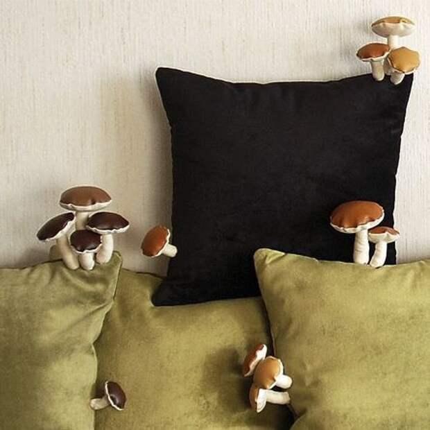 Сон под грибами