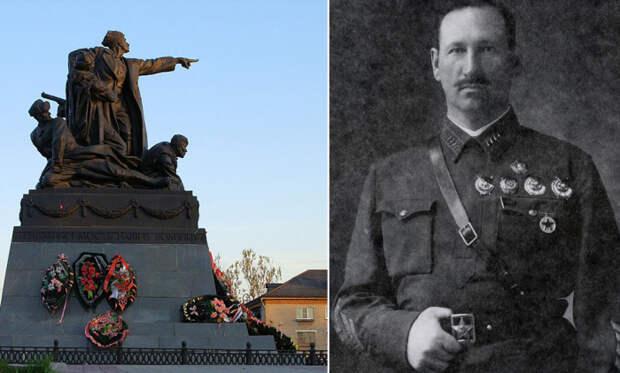 Почему гитлеровцы похоронили советского генерала Ефремова с почестями, а в СССР о нём молчали
