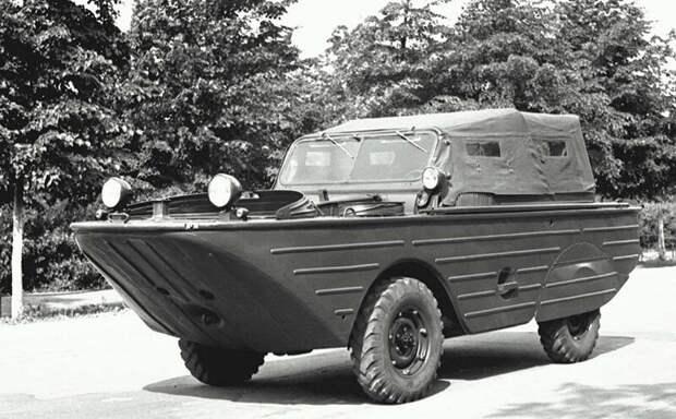 ГАЗ-46 «МАВ» СССР, авто, история, факты