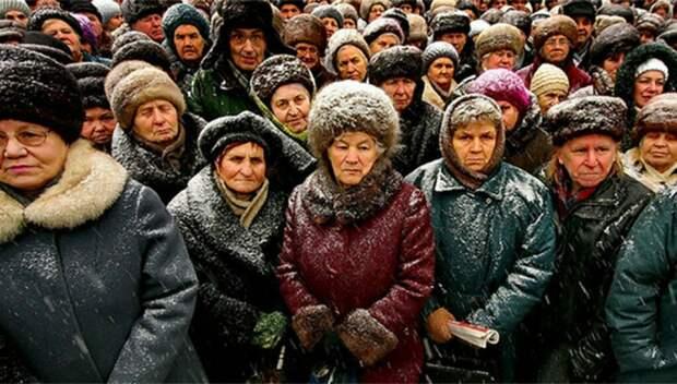 Вопрос дня. Россия худшая в мире для пенсионеров?!