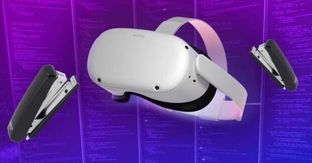 Программист уже 3 года работает только в виртуальной реальности. Кажется, за этим будущее