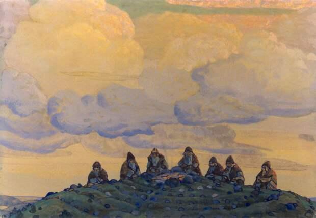 10 театральных художников Серебряного века. Николай Рерих