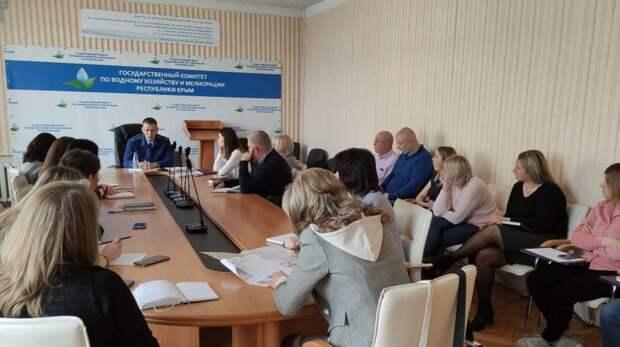 В Госкомводхозе Республики Крым состоялся антикоррупционный семинар
