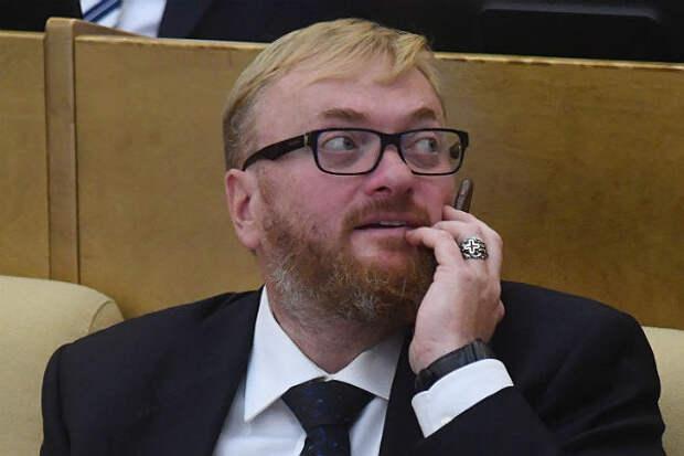 Милонов призвал сажать в тюрьму за употребление наркотиков