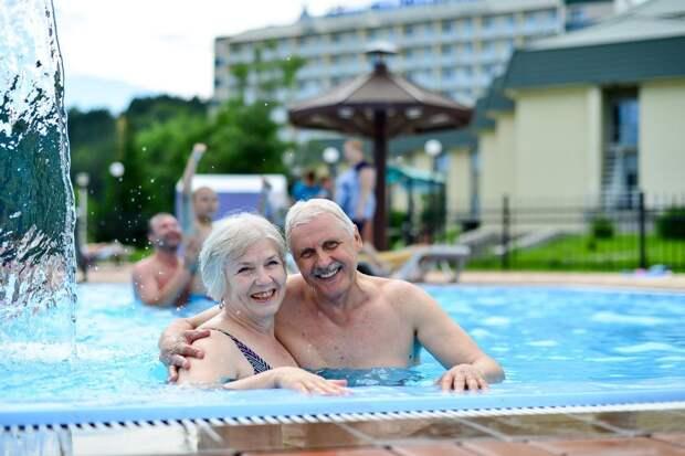 Бесплатный отдых для пенсионеров
